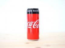 Coca Cola Zéro (+1€ au menu)