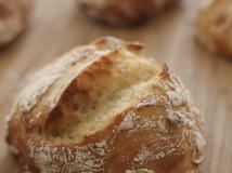 Petit pain artisanal