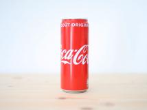 Coca Cola (+1€ au menu)